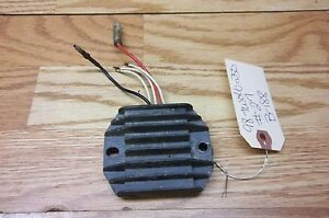 Yamaha Timberwolf 250 YFB250 2x4 4x4 Voltage Regulator Rectifier