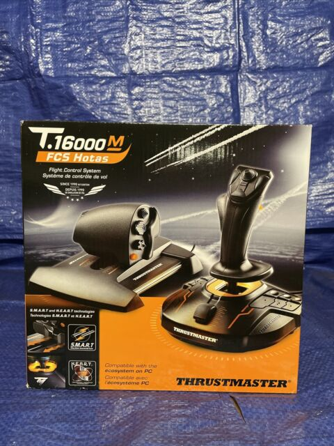 Thrustmaster 2960778 T 16000M FCS HOTAS Controller  🚚 IN HAND FREE SHIP 🚚