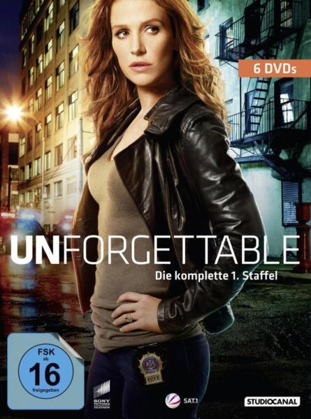 Unforgettable Staffel 1