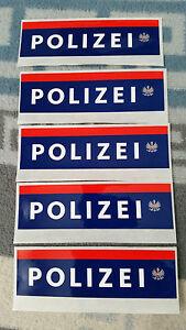 5-Stueck-Aufkleber-POLIZEI-im-NEUEN-DESIGN