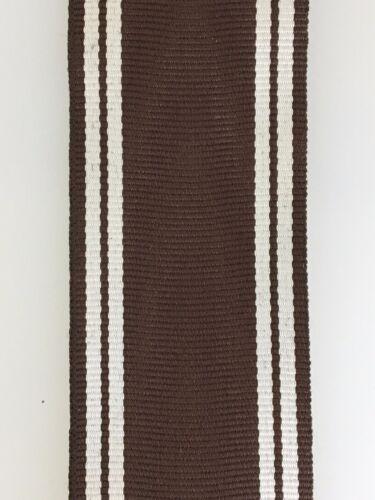 Germany//German 10 year long service medal ribbon