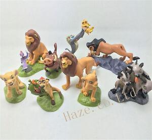 Der-Koenig-der-Loewen-Figuren-Sammlung-Film-Simba-Spielzeug-Kind-Puppe-9teile-satz