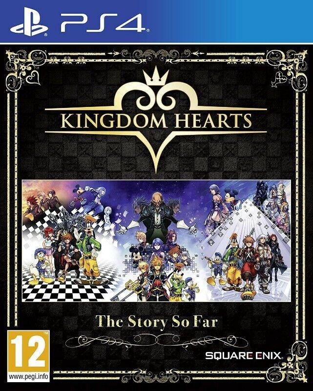 PS4 Kingdom Hearts: The Story So Far (brand new)