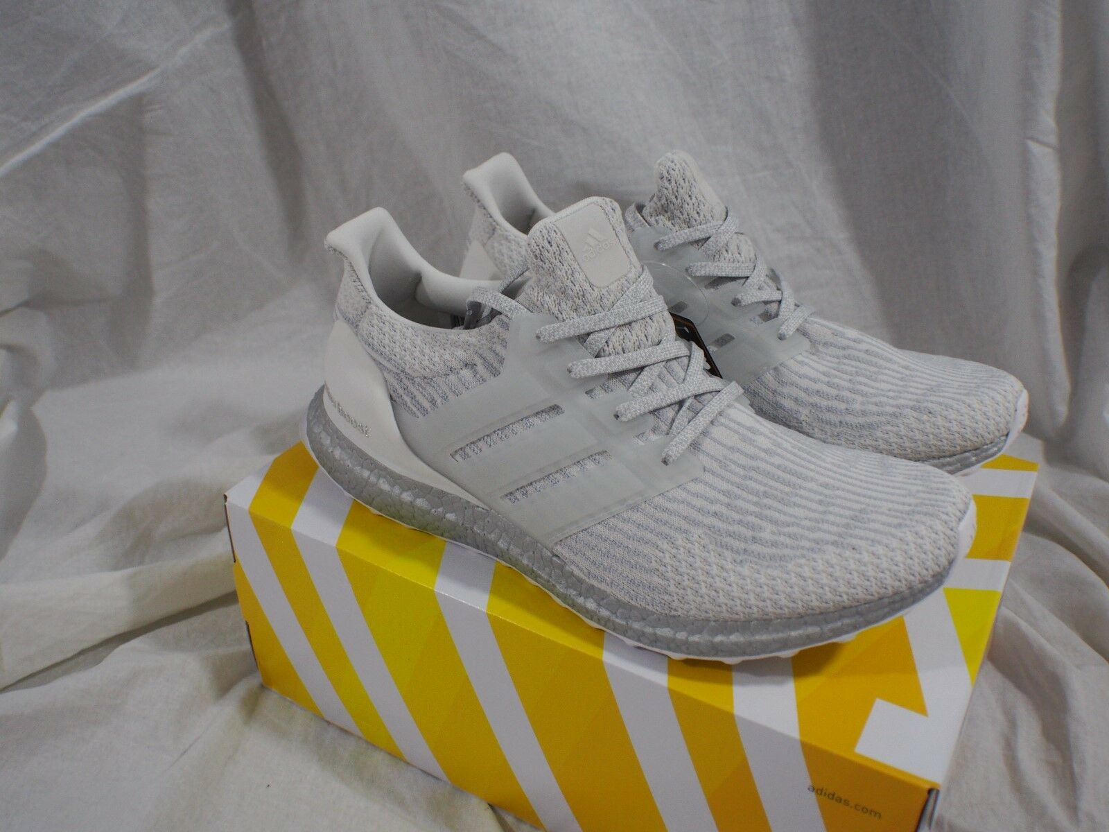 73d266821 adidas Ultra Boost 3.0 Crystal White Ba8922 for sale online