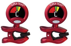 Snark Tuner Two Pack St-2 Super Tight All Instrument Tuner W Metronome Gwdaugb6-07174410-648249067