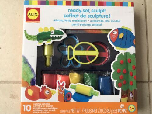 CRAFTS Brand New Boxed Ready Set Sculpter Modèle Kit garçons Faites votre propre filles