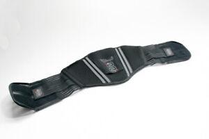 OJ Nero Fascia Lombare Elastica Belt One M