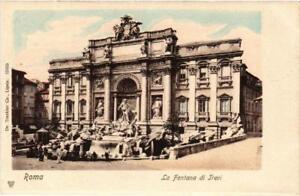 CPA Roma Fontana di Trevi. ITALY (552529) kiMG1SIz-09163943-886274025