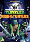 Teenage Mutant Ninja Turtles - Rise of the Turtles (DVD, 2013)