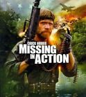 Missing in Action 0883904268413 With Chuck Norris Blu-ray Region a