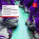 Klavierkonzert/Lyrische Stücke von Leif Ove Andsnes,Dmitri Kitayenko (2012)