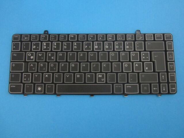 keyboard DE Dell Alienware M11 M11x R1 Series German 0MNXVV Backlit