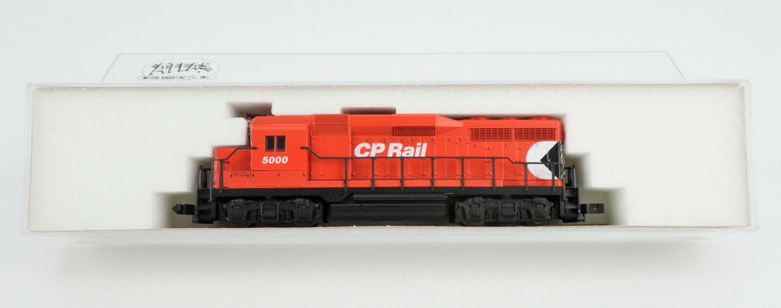 ATLAS N SCALE 4704 CP RAIL EMD GP30 DIESEL ENGINE  5000 A