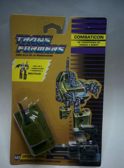 TRANSFORMERS Combaticon - Decepticon - BRAWL  *** NEW**** SEALED