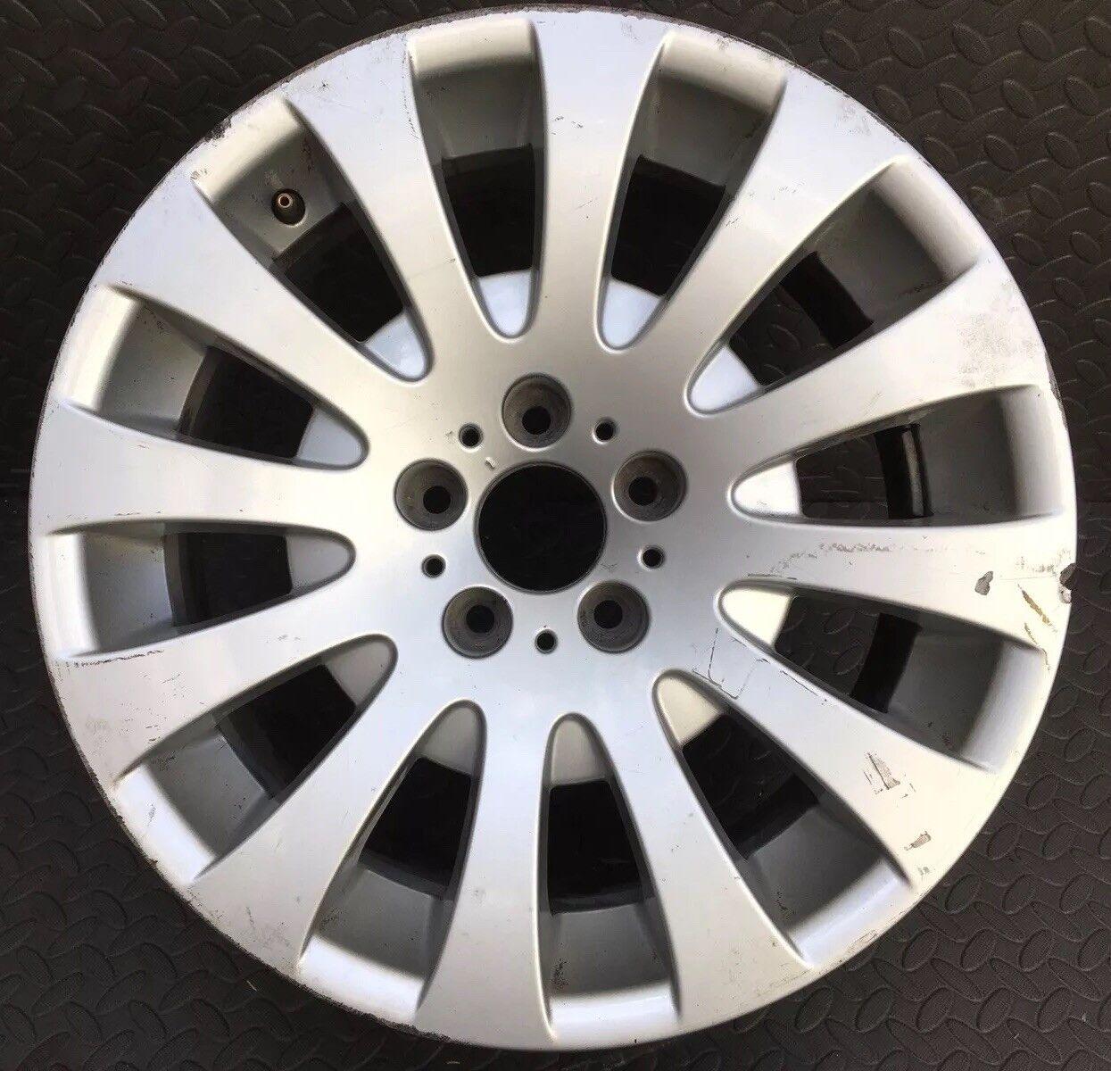 * BMW 6 Series E64 Completo Frontal Izquierdo N//S asidero mineralsilber Plata