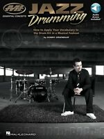 Jazz Drumming How To Apply Your Vocabulary To The Drum Kit In A Musica 000129581