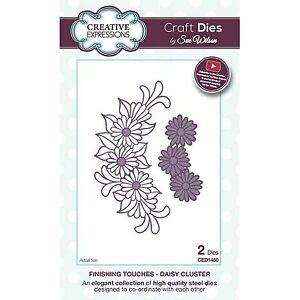 SUE WILSON FINISHING TOUCHES BEADED SWIRL FLOURISH DIE SET CREATIVE EXPRESSIONS