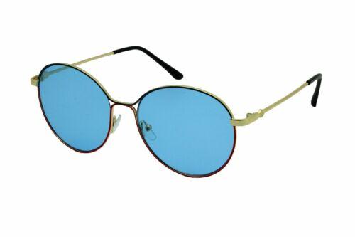 CIRCOLARE OVALE Lente Occhiali Da Sole Uomo Donna Moda Donna John Lennon Circle UV400