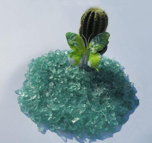 "Glassteine Glaskies 20kg /""Made in Germany/"" Farbe Mint Grün Top 603-20"