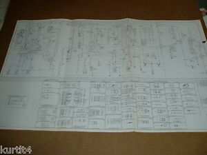 image is loading 1971-lincoln-mark-iii-wiring-diagram-sheet-service-