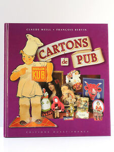 Cartons-de-Pub-C-WEILL-F-BERTIN-Ouest-France-2000-Relief-sur-couverture