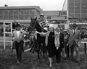 1961-Preakness-Stakes-Winner-CARRY-BACK-Glossy-8x10-Photo-Print-Poster