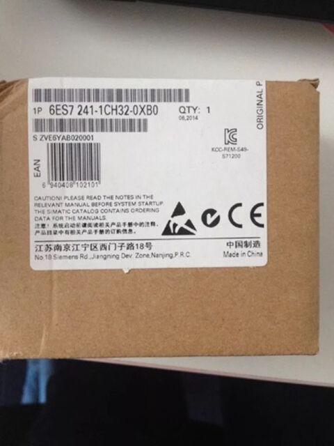 1PCS NEW Siemens PLC 6ES7 241-1CH32-0XB0 6ES7241-1CH32-0XB0
