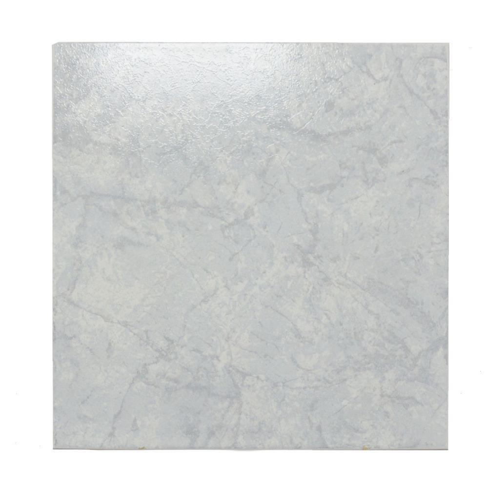 Ersatzfliese Boden Iris E278 5649 Hubitat Sky grau blau 40 x 40 cm I. Sorte