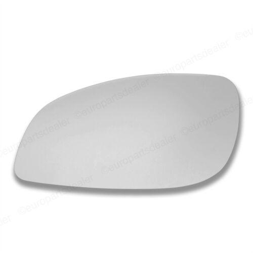 Pour opel signum 2003-2008 à gauche côté passager aile porte miroir verre