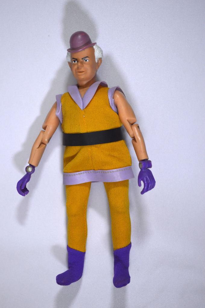 Mego MISTER MXYZPTLK 8  Action Figure WGSH High Grade 1970's Superman Type 1
