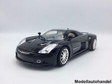 Chrysler Me Four Twelve schwarz 2004 - 1:18 MotorMax