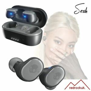 Skullcandy Sesh True Wireless Earbuds & Charging Case - Bluetooth - Black