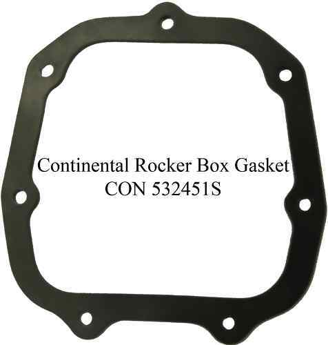 Continental Rocker Box Gasket 532451S