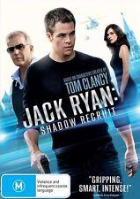 Jack Ryan: Shadow Recruit (DVD, 2014)
