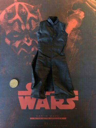 Hot Toys Star Wars Phantom Menace DX16 Darth Maul Under Robes loose 1//6th scale