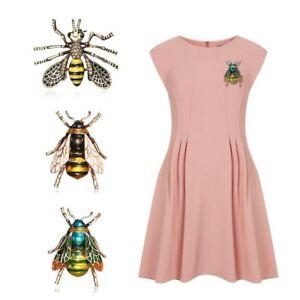 frauen-hemd-kragen-dekor-hummel-broschen-das-tier-biene-insekt-pin-metall