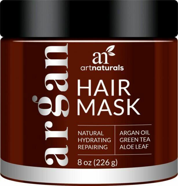 Art Naturals Anha0880 Argan Oil Hair Mask For Sale Online Ebay