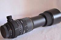für Nikon AF Sigma 135-400mm F/4,5-5,6 APO DG, guter Zustand