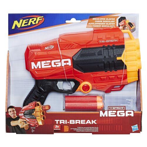nuovo-italia NERF MEGA TRI BREAK E0103 HASBRO