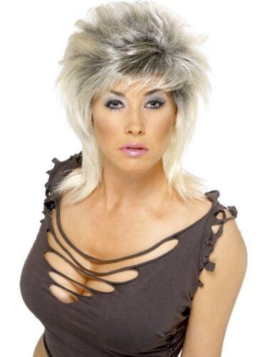 Pin Up Girl 80er Jahre Perücke Pinup Girl Superstar