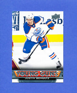 2013-UD-HOCKEY-YOUNG-GUNS-rookie-JUSTIN-SCHULTZ-rookie-YG-RC