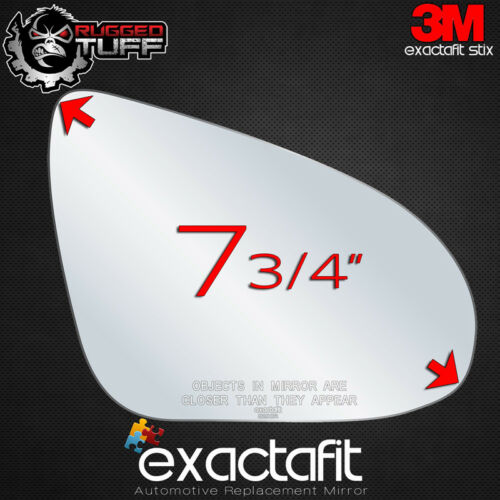 8200R Replacement Mirror Glass for Toyota Avalon Camry Passenger Side Right Hand