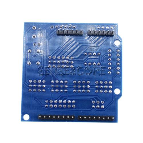 Upgraded V5 Arduino Sensor Shield for Arduino UNO R3 Expansion Board V5.0 IIC