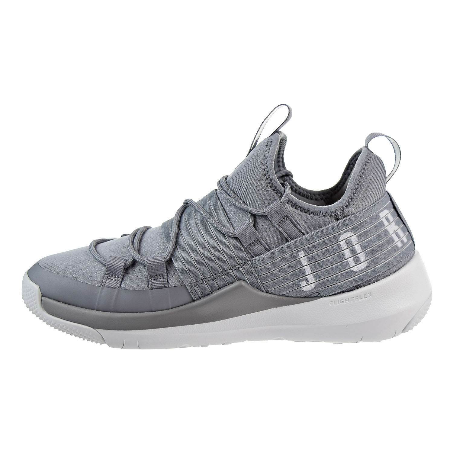 {AA1344-004} MEN'S NIKE JORDAN TRAINER PRO SHOE COOL GREY/PURE PLATINUM  NEW