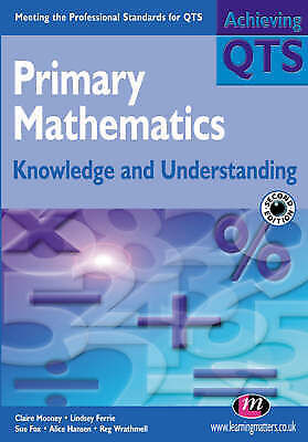 1 of 1 - Primary Mathematics: Knowledge and Understanding by Claire Mooney, Sue Fox,...