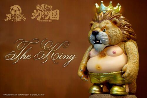 【In-Stock】 The Lion King Zoo Animal Vinyl Chibi Figure Designer Toy Mame Moyashi