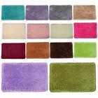 80X120 Fluffy Rugs Anti-Skid Shaggy Area Rug Dining Bedroom Carpet Floor Mat
