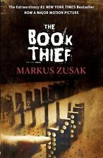 The Book Thief by Markus Zusak (2007, E-book)