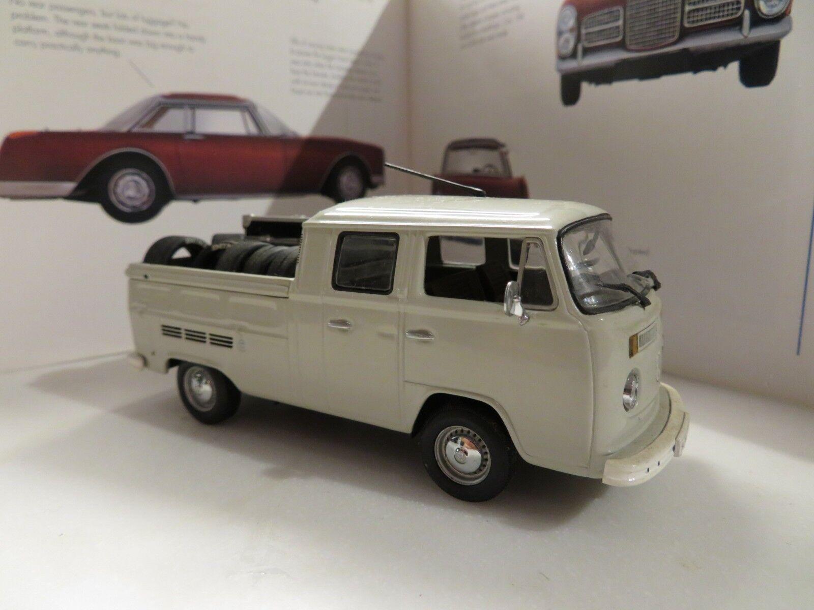 1 43 Minichamps VW VOLKSWAGEN T2 Diecast