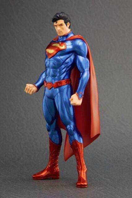 Artfx Statue DC Comics Justice League Superman 1//10 Scale PVC Figure New In Box